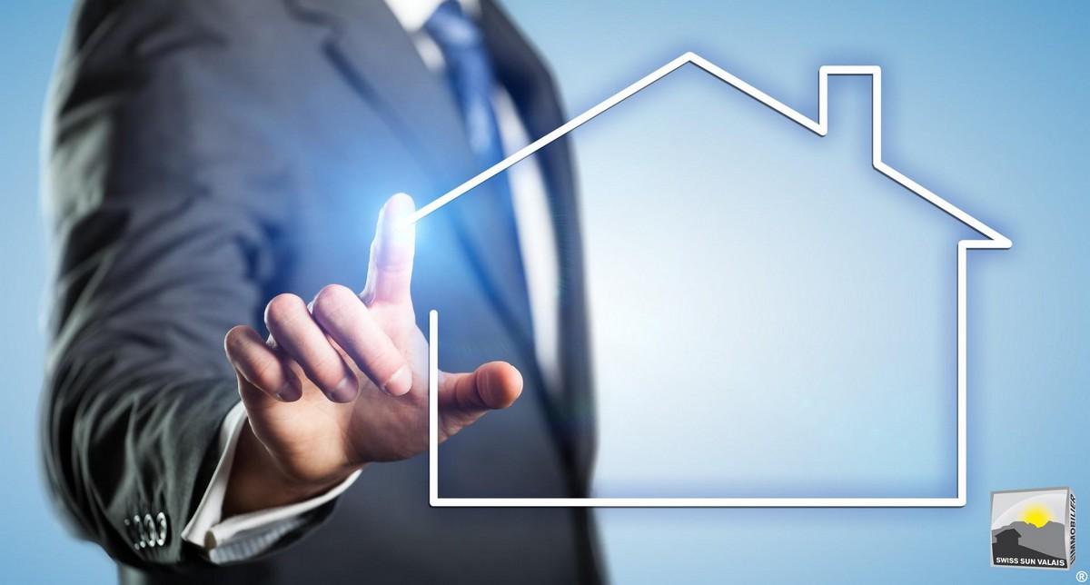 1. Swiss Sun Valais ®  Nous vous apportons une aide précieuse pour une recherche immobilière en Valais Suisse. 1er réseau immobilier du Valais ®