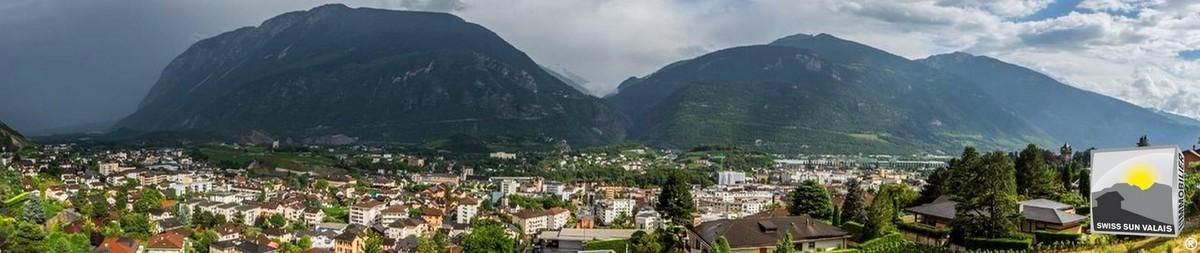 9. Swiss Sun Valais ® Vos démarches d'achat ou de vente de bien immobilier Sierrois vont dans le bon sens en Valais Suisse. 1er réseau immobilier du Valais ®