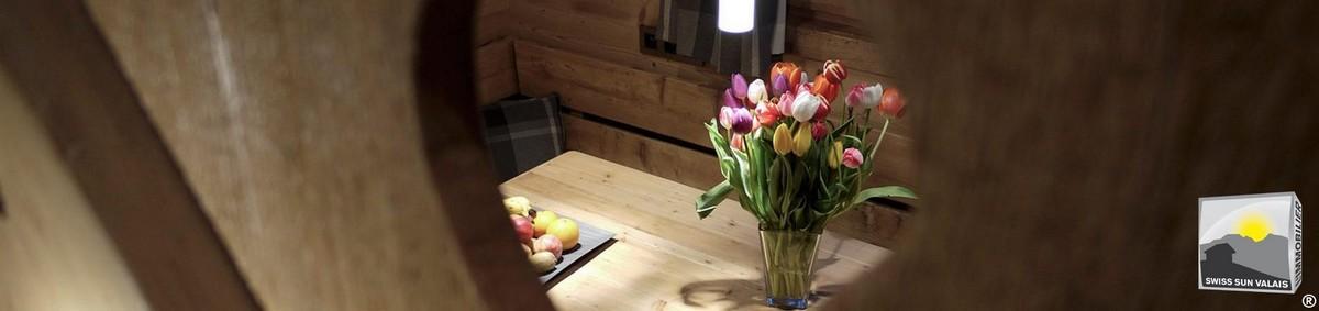 1.Swiss Sun Valais ® Vous projetez d'acheter un chalet en vente en Valais Suisse. 1er réseau immobilier du Valais ®