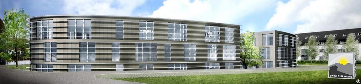 1.Swiss Sun Valais ® Vous projetez d'acheter un immeuble en vente en Valais Suisse. 1er réseau immobilier du Valais ®