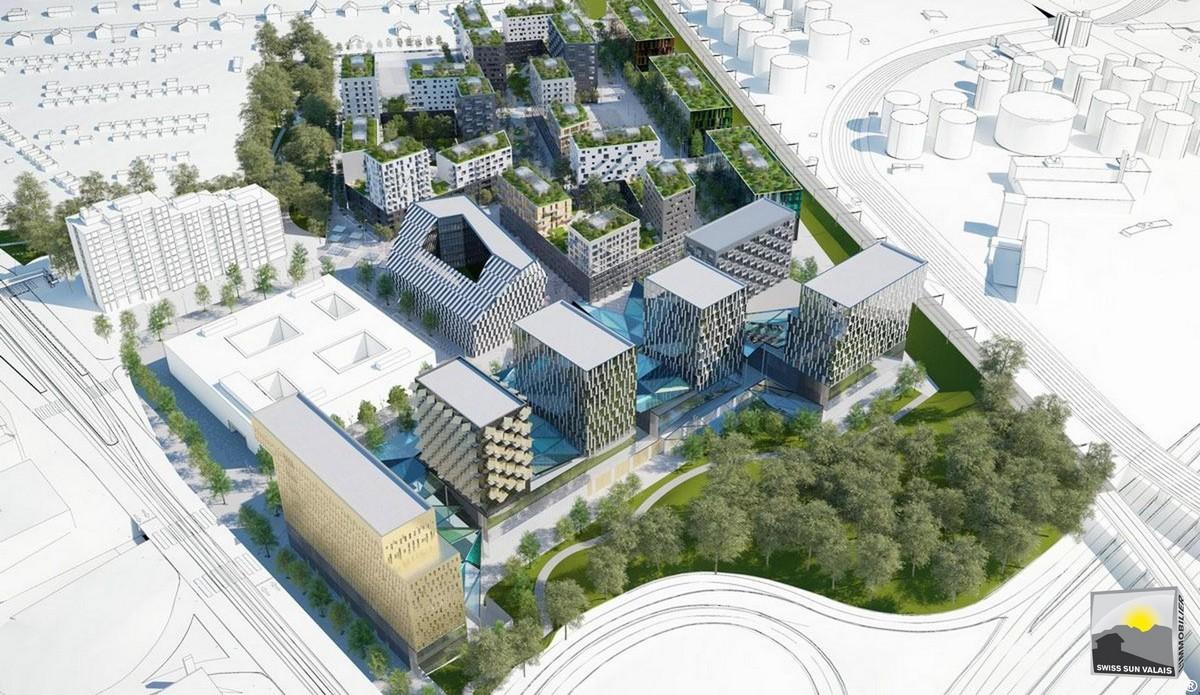 9.Swiss Sun Valais ® Bien acheter un immeuble en vente en Valais Suisse. 1er réseau immobilier du Valais ®