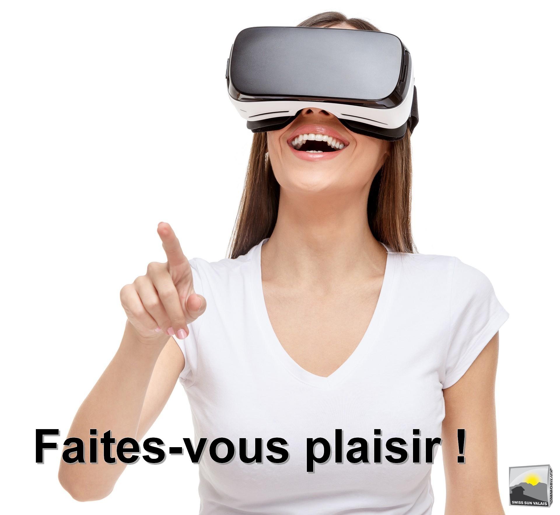 12.Swiss Sun Valais ® Vous avez vendu votre bien grace à la visite virtuelle en Valais Suisse. 1er réseau immobilier du Valais ®