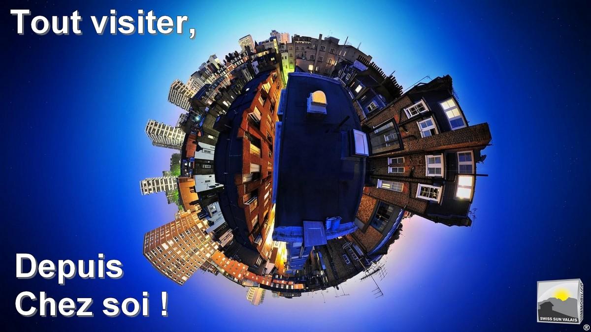12.Swiss Sun Valais ® Nous avons vendu votre villa grâce à la Visite virtuelle en Valais Suisse. 1er réseau immobilier du Valais ®