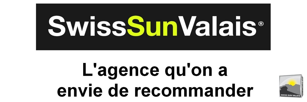 Pourquoi nos clients nous recommandent en Valais Suisse ?1er réseau immobilier du Valais ®