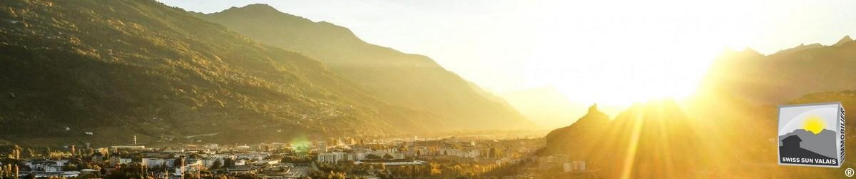 4. Swiss Sun Valais ® Vous voulez habiter en Valais Suisse. 1er réseau immobilier du Valais ®