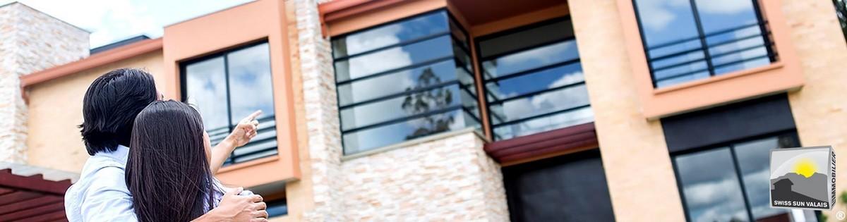 7. Swiss Sun Valais ® Vous regardez des biens immobiliers en Valais Suisse. 1er réseau immobilier du Valais ®