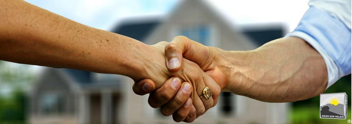1. Swiss Sun Valais ® Arrêtez de vous casser la tête et faites vous aider par un professionnel de l'immobilier en Valais Suisse. 1er réseau immobilier du Valais ®