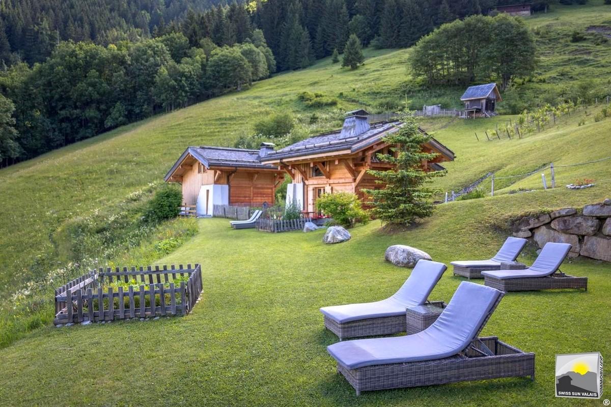 9.Swiss Sun Valais ® Bien acheter un petit chalet en Valais Suisse. 1er réseau immobilier du Valais ®