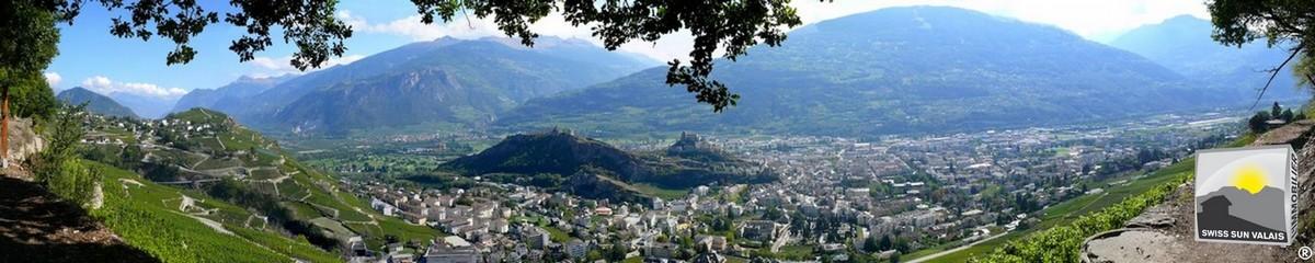 9. Swiss Sun Valais ® Vos démarches d'achat ou de vente de bien immobilier Sédunois vont dans le bon sens en Valais Suisse. 1er réseau immobilier du Valais ®
