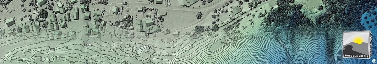 1.Swiss Sun Valais ® terrain en vente en Valais Suisse. 1er réseau immobilier du Valais ®