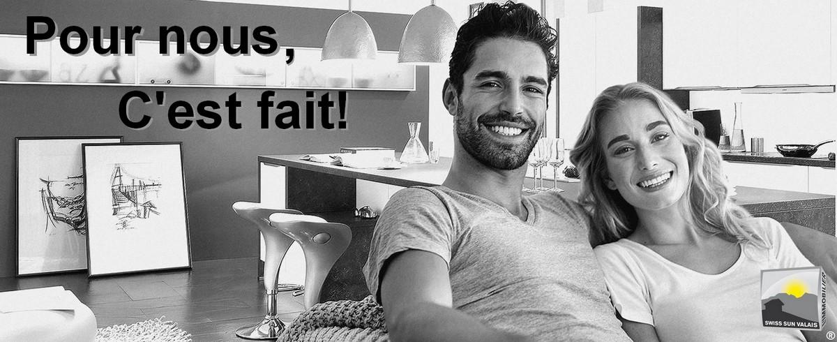 Vous cherchez à acheter votre bien immobilier en Valais Suisse ! 1er réseau immobilier du Valais ®