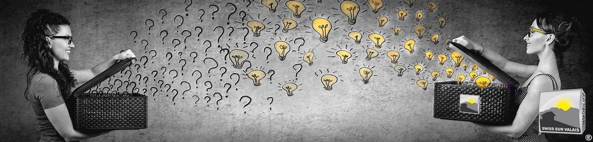 Nous donnons des réponses à vos questions de financement de bien immobilier en Valais Suisse ! 1er réseau immobilier du Valais ®