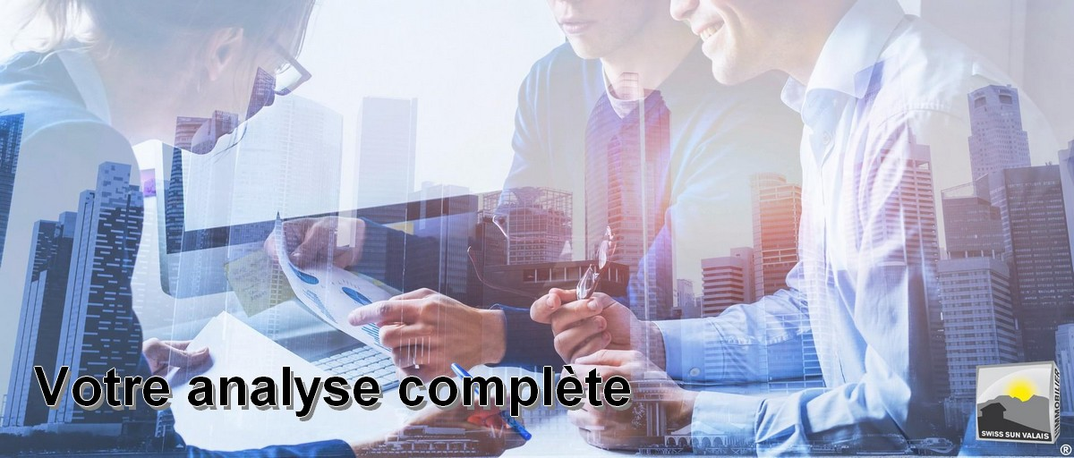 3.Swiss Sun Valais ® Vous souhaitez faire expertiser vos biens immobiliers en Valais Suisse. 1er réseau immobilier du Valais ®